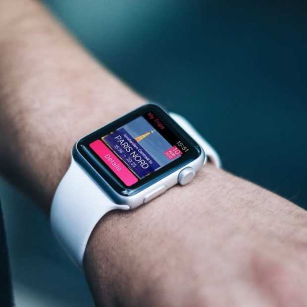NS International start met ondersteuning voor Apple Watch
