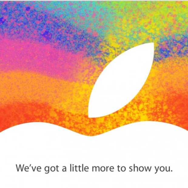 Apple: 'We've got a little more to show you'