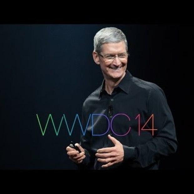 Keynote Apple @ WWDC 2014