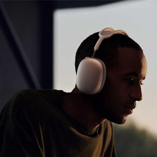 Verrassing: Apple kondigt nieuwe AirPods Max-hoofdtelefoon aan