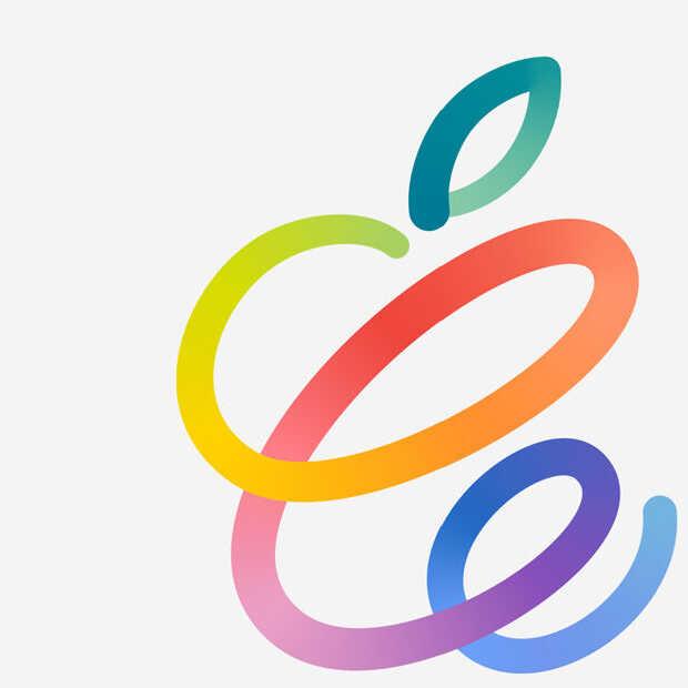Het Apple Spring Event is officieel: dit wordt er aangekondigd