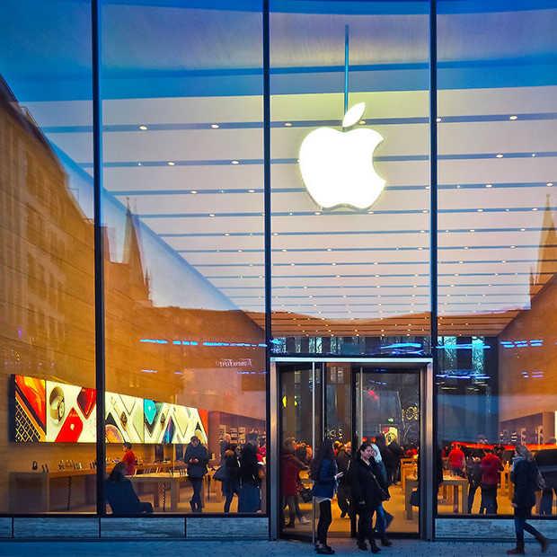Vandaag in 2012: opening eerste Nederlandse Apple store