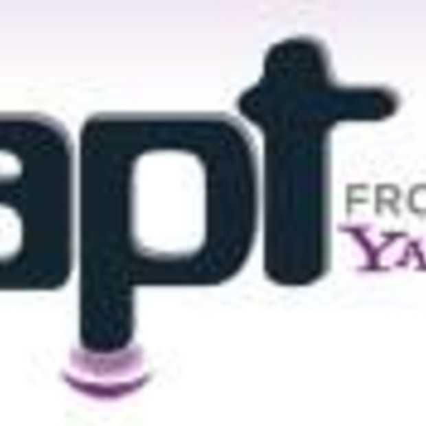 Apt from Yahoo!