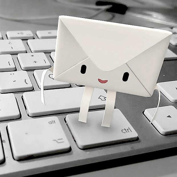 Wat moet je doen met een e-mail die niet voor jou bestemd is?