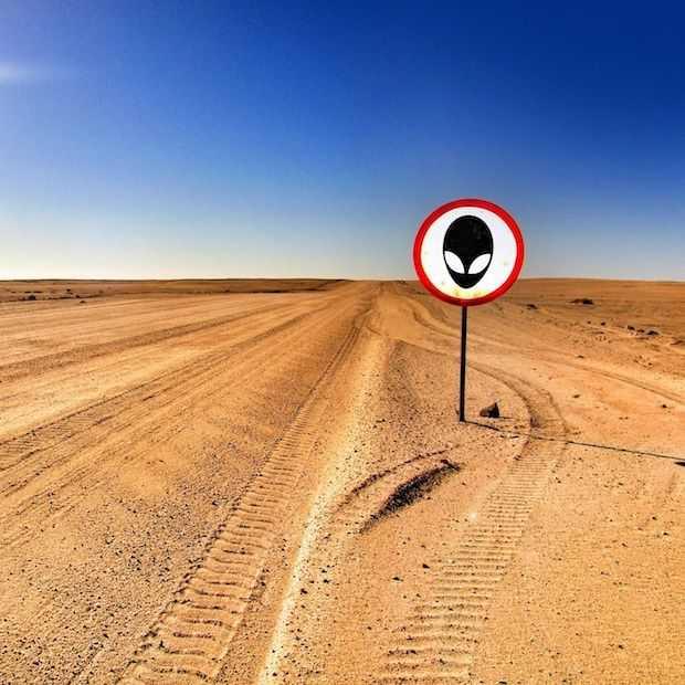 Bijna 1,5 miljoen mensen willen Amerikaanse legerbasis Area 51 bestormen