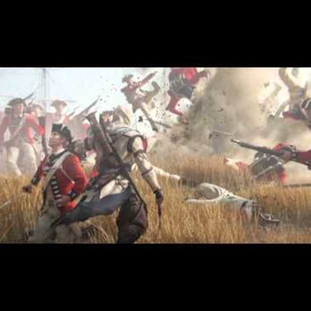 Official Trailer - Assassin's Creed 3
