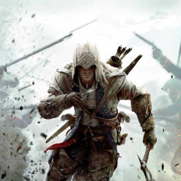 Assassin's Creed 3 schuurt tegen de randjes aan