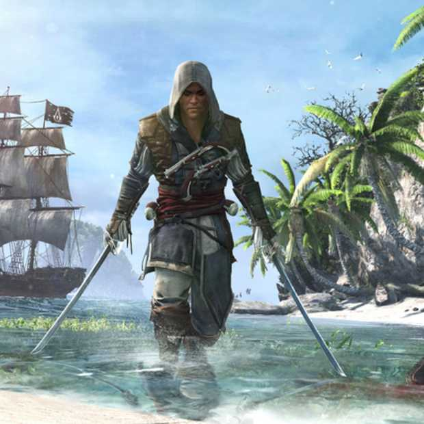 Assassin's Creed 4 gaat op de piratentoer