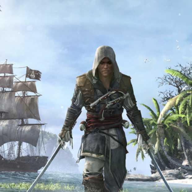 Assassin's Creed IV: Black Flag zeilt de rest van de serie voorbij