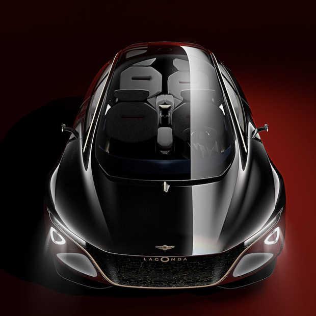 Aston Martin Lagonda Vision Concept - A new kind of luxury mobility