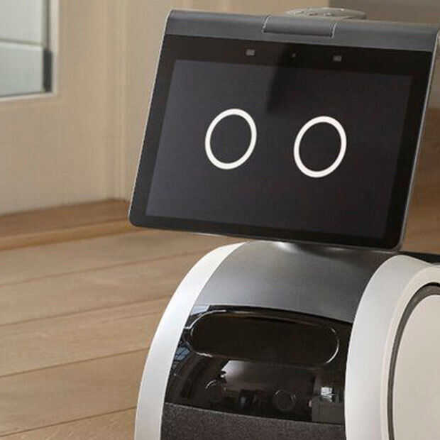 Astro Robot en Ring-beveiliger: 6 opvallende Amazon-uitvindingen