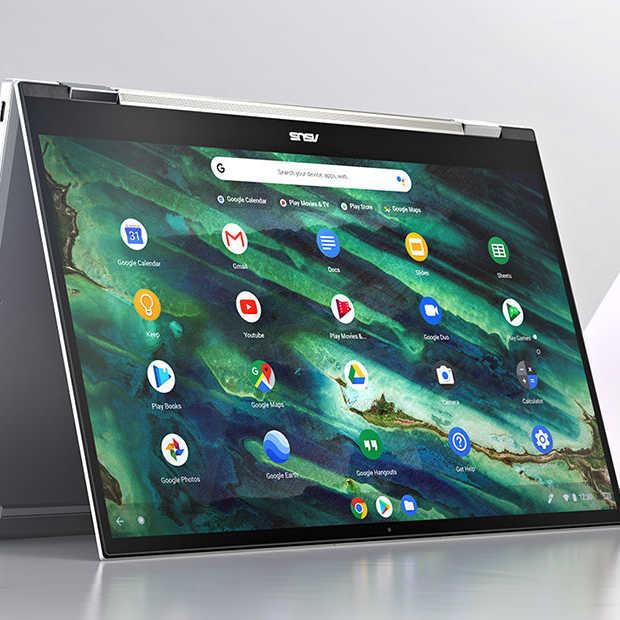 Nieuwe Asus Chromebook Flip C436 nu beschikbaar