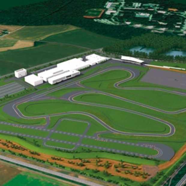 Audi bouwt nieuw driving experience center in Neuburg