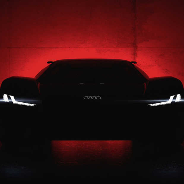 Audi toont elektrisch supercar concept tijdens Pebble Beach Car Week