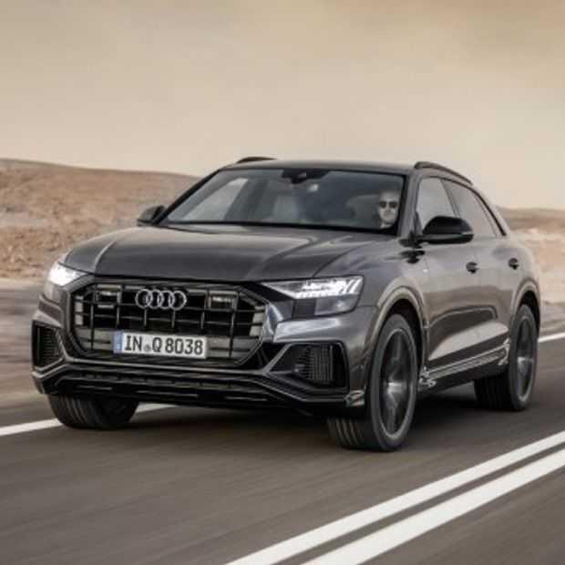 De Audi Q8 is het nieuwe topmodel in Audi's SUV-lineup