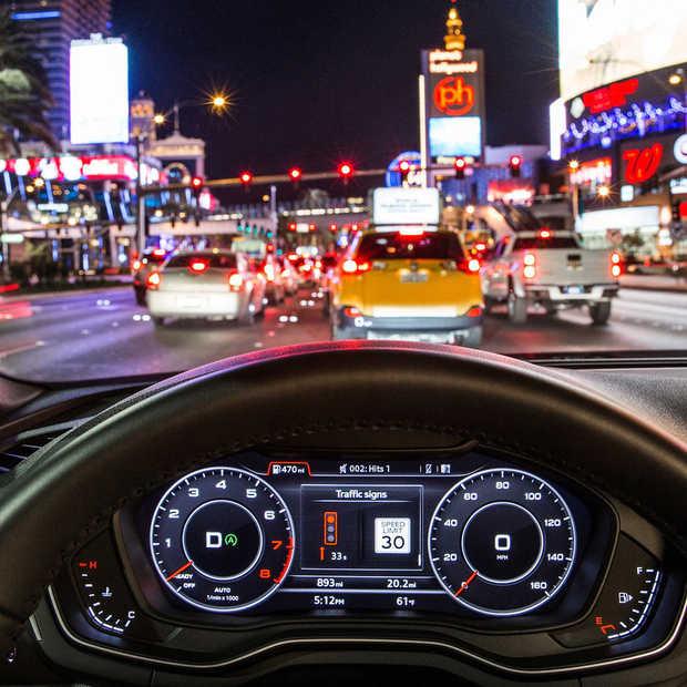 Audi A4 en Q7 in de VS tellen af tot groen licht