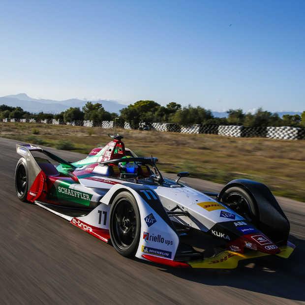 Dit is de nieuwe Audi e-tron FE05 voor het volgende Formule E-seizoen