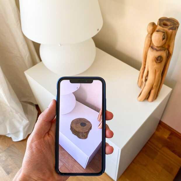 Heeft online shoppen met AR de toekomst?
