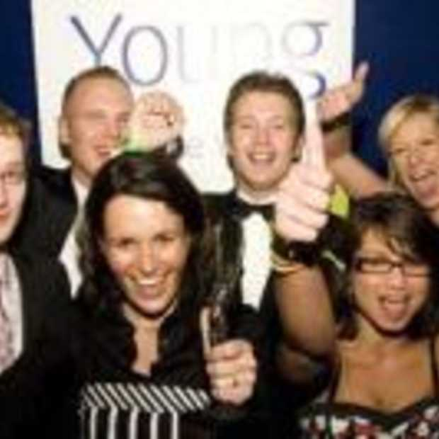 Aukje Doornbos is Young Professional of the Year