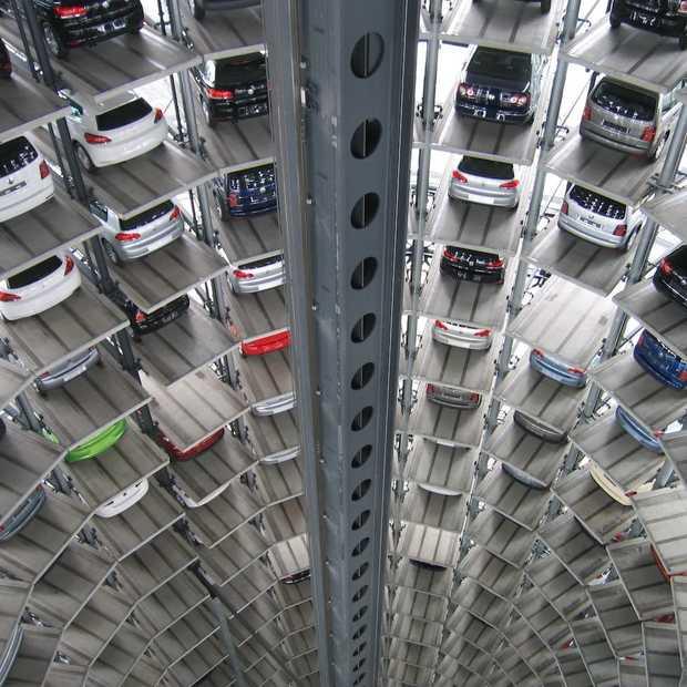 Nederlanders bezitten minder auto's dan de gemiddelde Europeaan