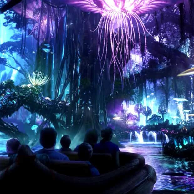 Disney opent zomer 2017 het Avatar themapark in Florida