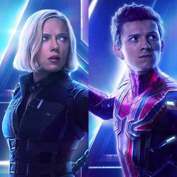 Filmposters voor alle helden uit Avengers: Infinity War