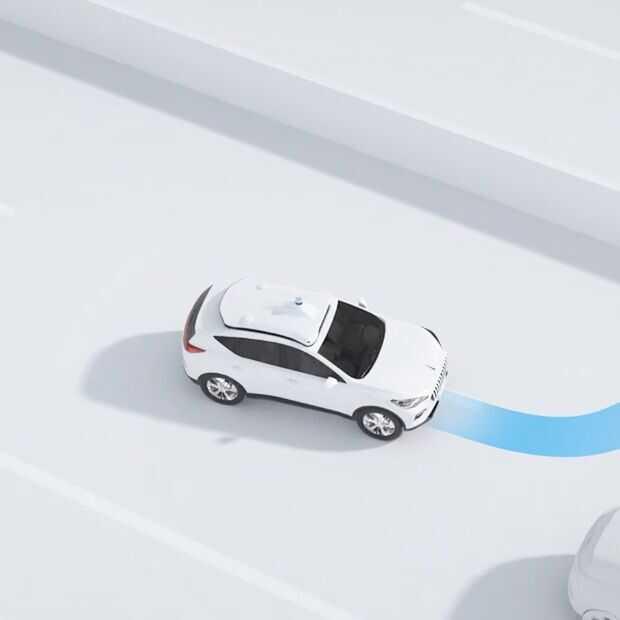 Baidu stuurt eerste écht zelfrijdende taxi's de straten van Beijing in