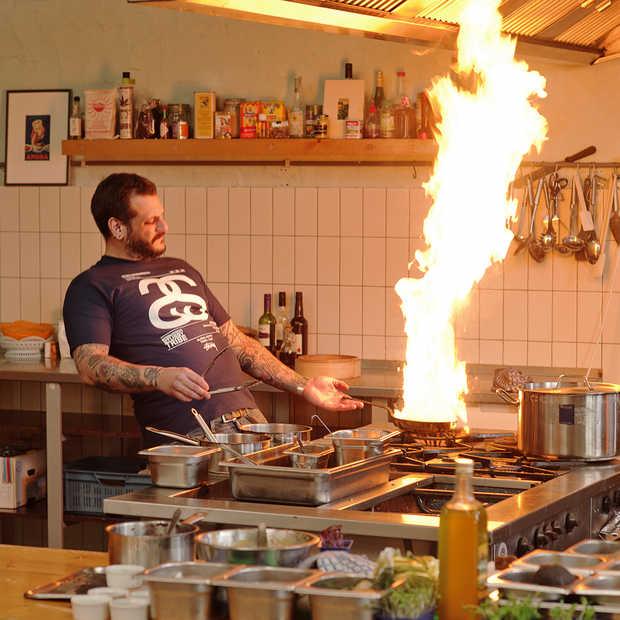 Baked Cookbook: culinaire voordelen van het gedoogbeleid