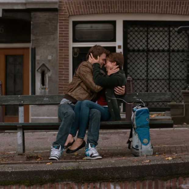 Bankje uit The Fault in our Stars middelpunt in 'Fight Cancer' actie
