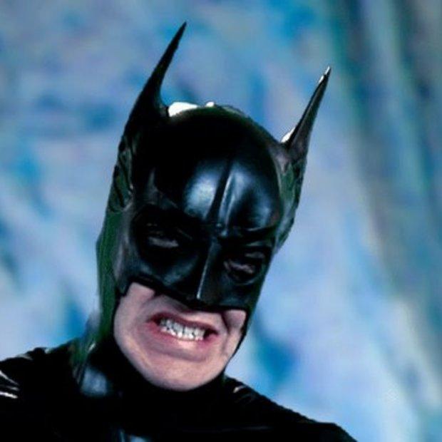 Batman gets pwned