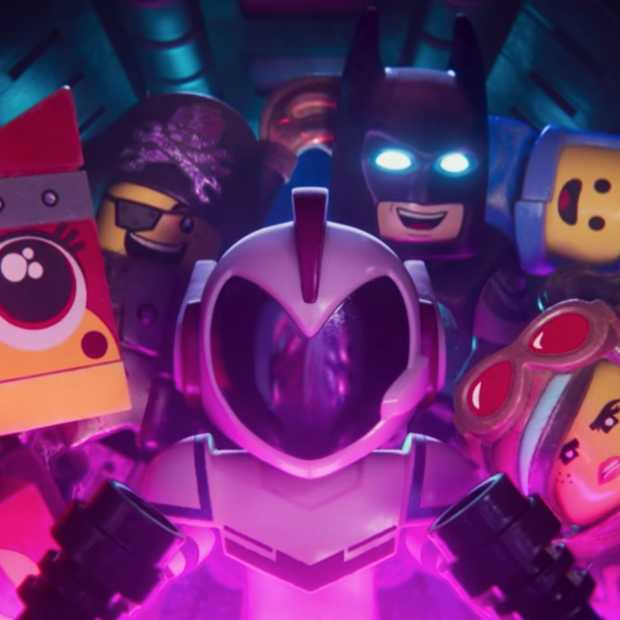 ​Eerste trailer van The Lego Movie part 2