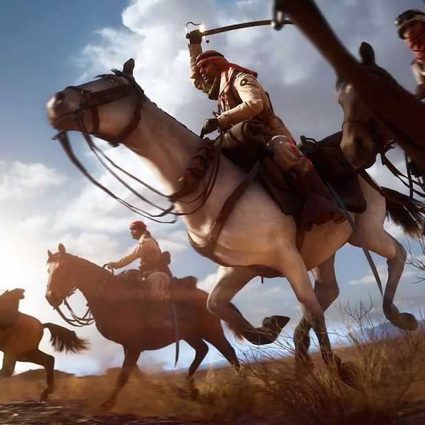 Battlefield 1 marketing: hoe verpest je de sfeer in één stap