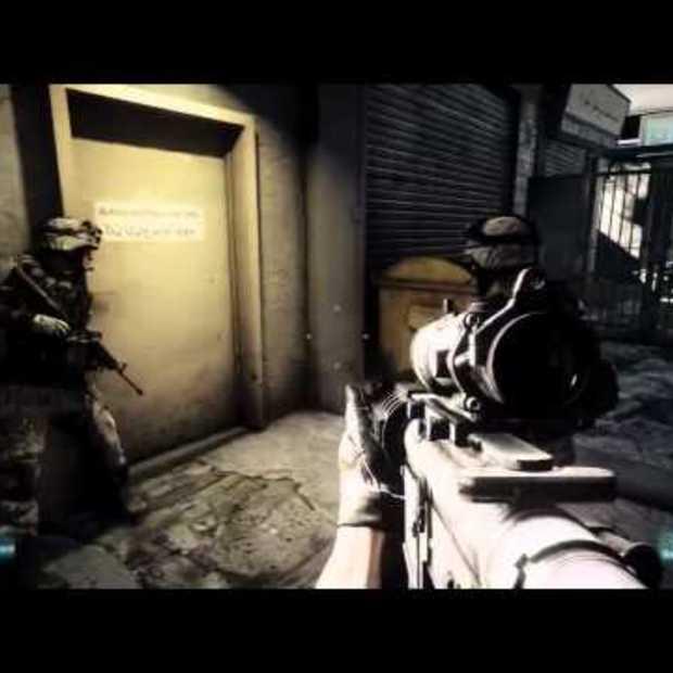 Battlefield 3 gameplay trailer