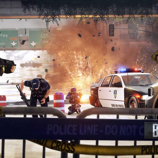 Battlefield Hardline beta preview: EA's Cashflow