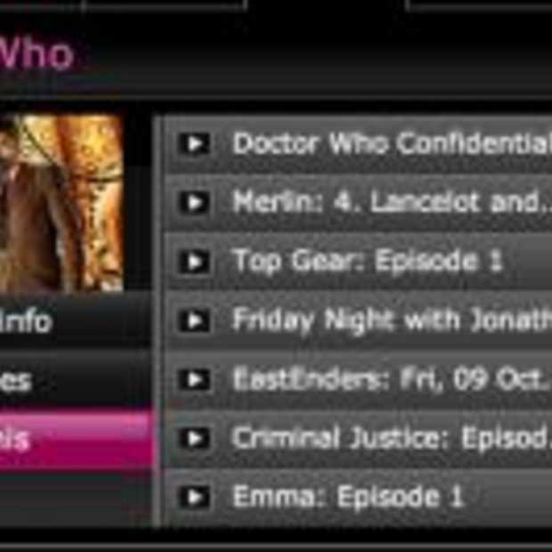 BBC iPlayer ook buiten UK