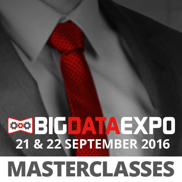 Individuele masterclasses tijdens Big Data Expo