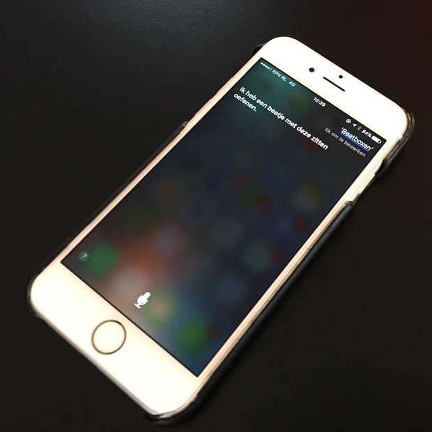 Vraag Siri nu om voor je te beatboxen