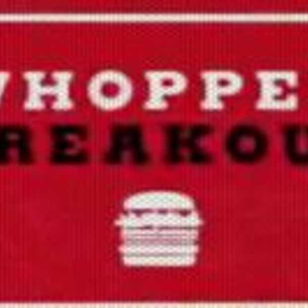 Bedenker Whopper Freakout op eDay
