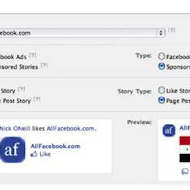 Belangrijke update Facebook Ads
