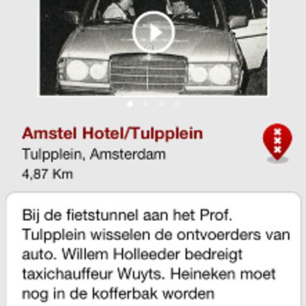 Beleef de Heineken ontvoering op je iPhone