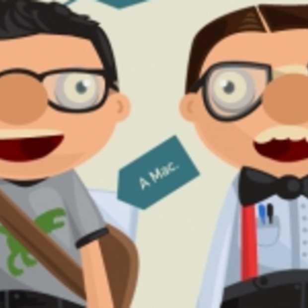 Ben jij een geek of een nerd? [Infographic]