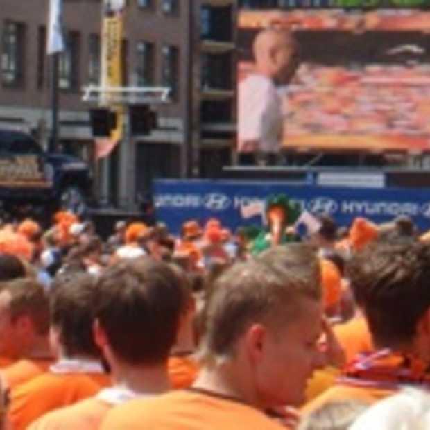 Berichten op Social Media voorspellen een aanvallend Oranje [Infographic]