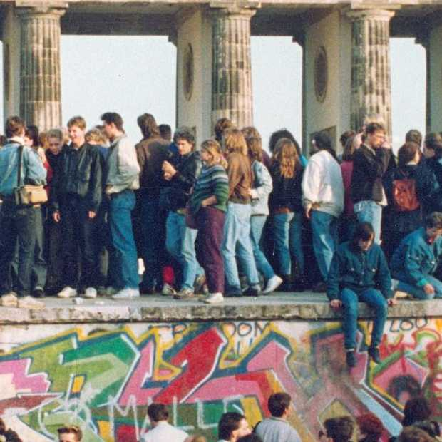 Google eert de val Berlijnse Muur in 1989