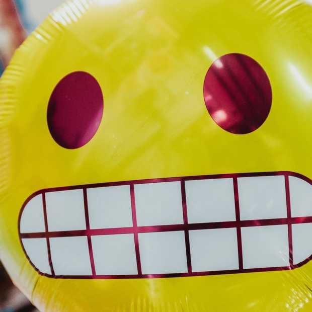 Het is vandaag de dag van de emoji