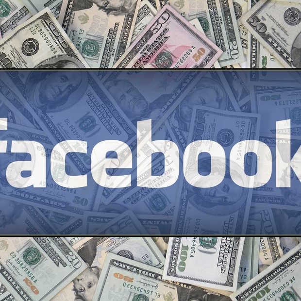 Beursgang voor Facebook in 2012