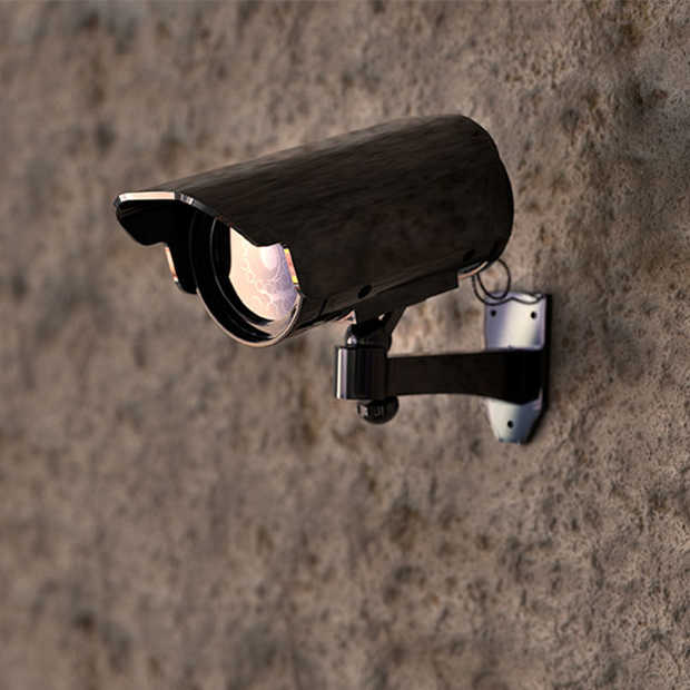 Een camera die tegen je praat?