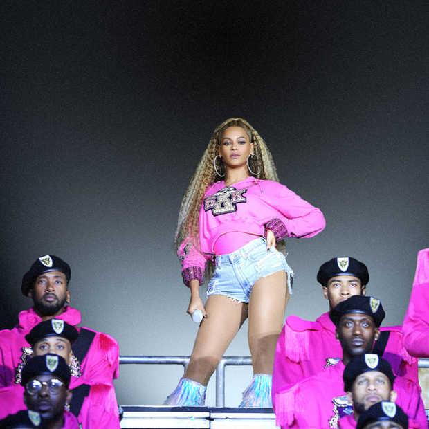 Nu op Netflix: de Beyoncé-docu 'Homecoming'