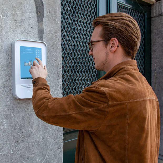 Op je smartphone zien wie er voor de deur van je appartement staat