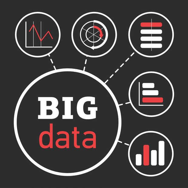 Big Data voor ZZP'ers [Infographic]