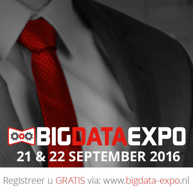 Ontwikkel uw big data strategie tijdens Big Data Expo